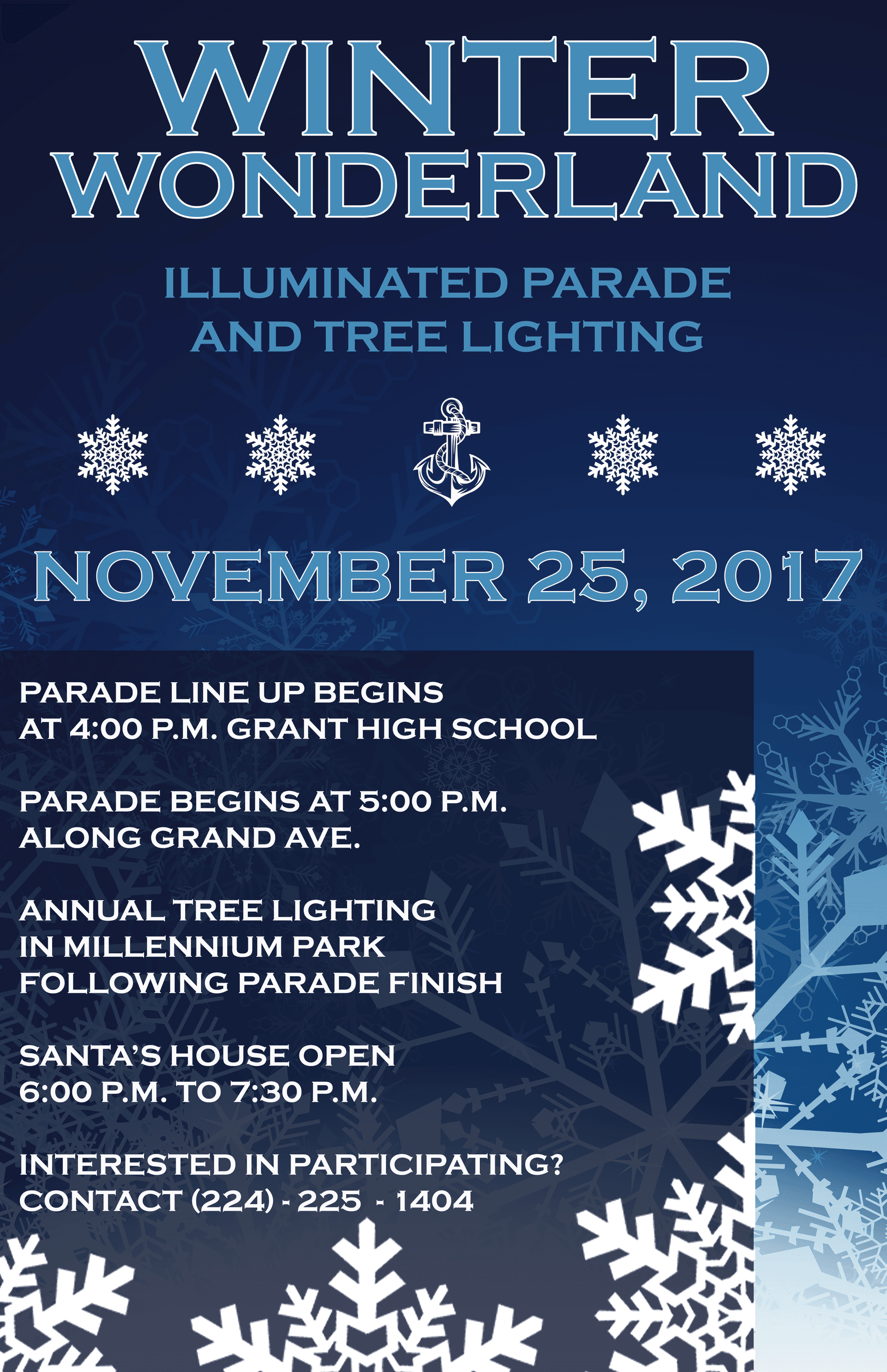 Winter Wonderland Parade
