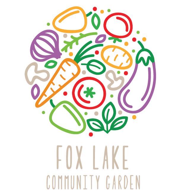 Fox Lake Community Garden Logo